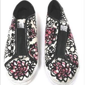 Coach Poppy Graffiti Sneakers